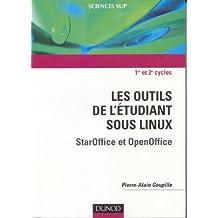 Les outils de l'étudiant sous Linux : Star Office et Open Office