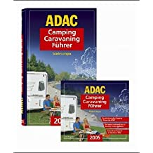 ADAC Camping-Caravaning-Führer 2003 Südeuropa (Buch + CD)