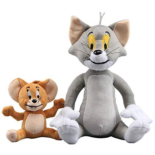 ren* Tom UND Jerry 30 + 17 cm Katze Maus ()