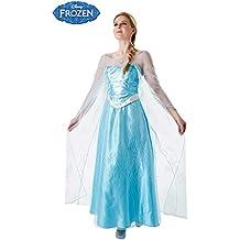 Disfraz Elsa Frozen mujer Talla M Único