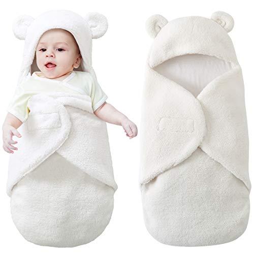 Yinuoday Manta capucha recién nacidos capucha, Manta