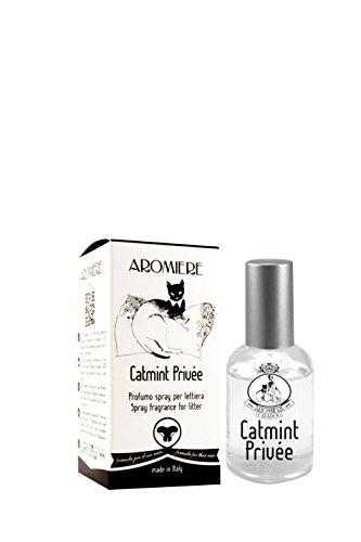 Aromiere Cat profumo spray per lettiera 50 ml