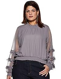 Safana Women's Plus Size Top