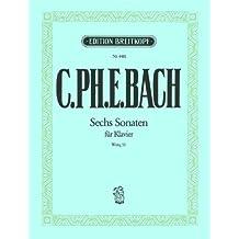 Sammlungen(6) Sonaten Fantasien