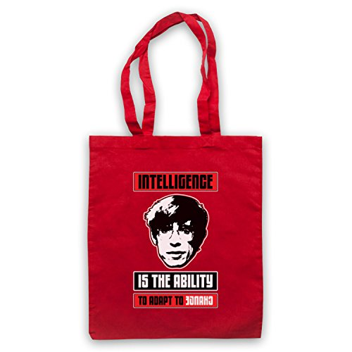 Steven Hawking Intelligence Ability Change Umhangetaschen Rot