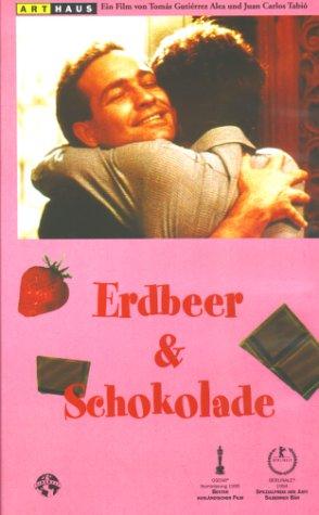 Erdbeer & Schokolade [VHS] -