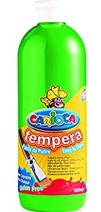 Carioca Témpera, Color Verde KO030/14
