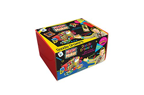 Mister Maker Doodle Drawers Bumper Craft Kit [importato da UK]