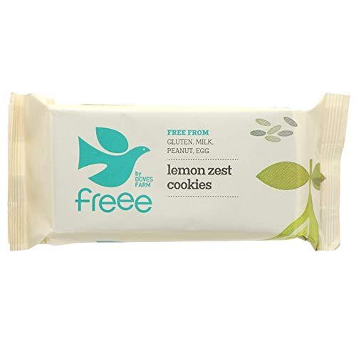 Doves Farm | Lemon Zest Cookies - Gf | 6 X 150G (Lemon Zest Cookies)
