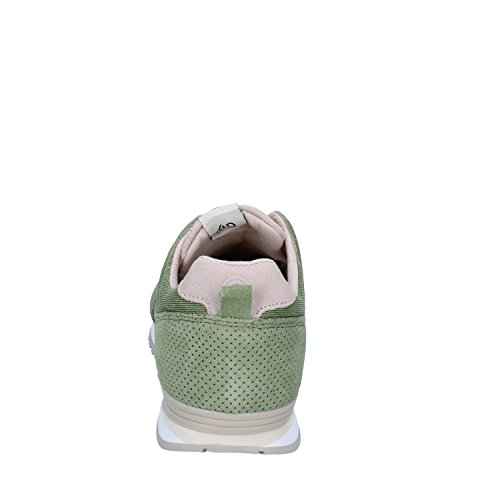 Colmar Travis Colors 006 Sneakers Uomo Tessuto Yellow Grey Giallo Estate 2017 Olive/Beige