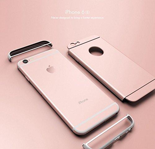 pronuk® Étui antichoc Armor iPhone 6/6S Rose