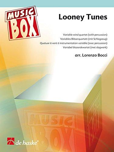 looney-tunes-musique-densemble-partition-parties-separees