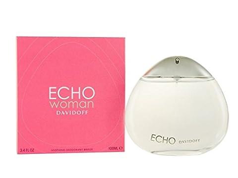 Davidoff Echo Woman Deo Sooth Vapo, 100 ml