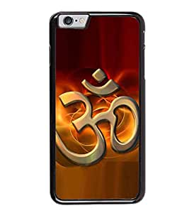 Fiobs Designer Back Case Cover for Apple iPhone 6S (God Bhagvan Temple Dress Sports Typography Spritual)