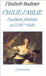 EMILIE  EMILIE (Histoire)