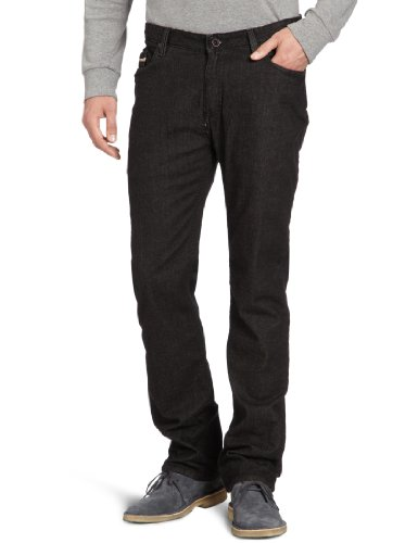 Vans m v66 slim jeans pour homme Noir - noir