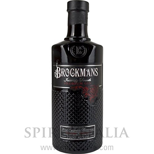 Brockmans intensly Smooth Premium Gin 40 % 70 cl.