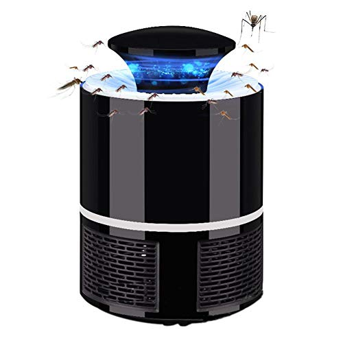 Wetour LED Moskito-Lampe USB Insektenvernichter elektrisch, gegen mückenstiche, Mini innen Strahlenfreie Schwangere Frauen verfügbar Mücken Zeltlampe