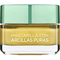L'Oréal Paris Arcillas Puras Mascarilla Clarificante - 1 Mascarilla
