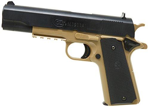 Cybergun Colt 1911 A1 Springer 6mm BB Bicolor Colt Bb