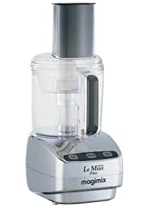 Magimix Le Mini Plus Food Processor, Chrome Finish