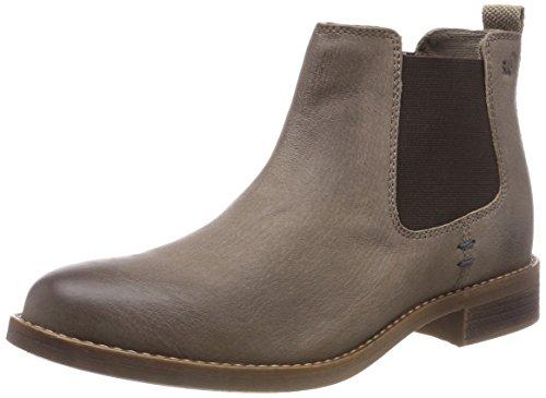 s.Oliver Damen 25335-31 Chelsea Boots, Braun (Pepper 324), 38 EU