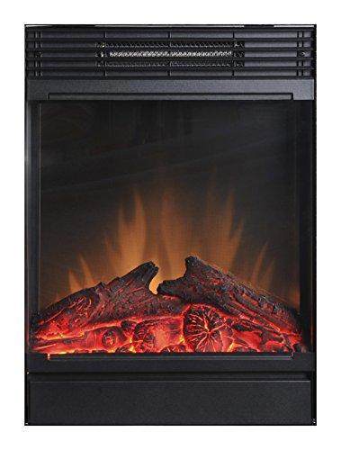 EWT Mini Mozart Engine Indoor Built-in Fireplace Electric Black-Kamin (379mm, 154mm, 538mm, 10kg, 500mm, 230mm)