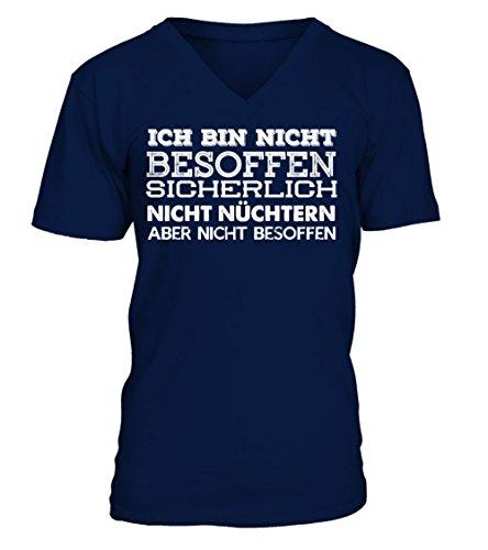 teezily Ich Bin Nicht besoffen! T-Shirt Unisex (Bin Besoffen T-shirt Ich)
