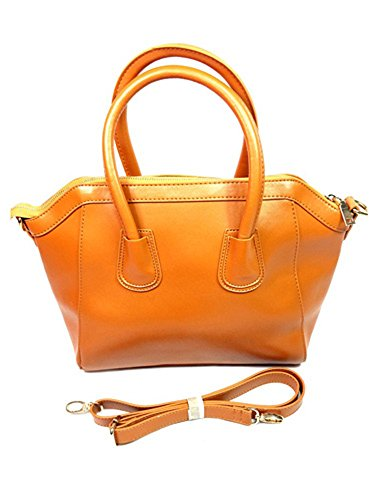 BagsLikeThis, Borsa tote donna marrone Brown Brown