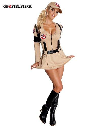 Ghostbuster Geisterjägerin Kostüm für Damen, Größe:L
