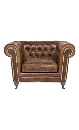 Kare Design - Fauteuil Chesterfield Vintage Deluxe