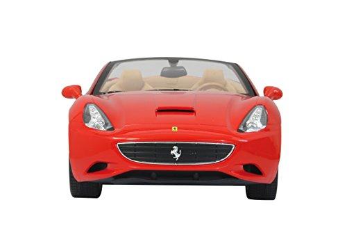 RC Auto kaufen Rennwagen Bild 4: Jamara 404290 - RC Ferrari California 1:12 inklusive Fernsteuerung, rot*