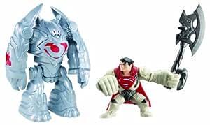 Superman - Y0835 - Figurine - Quickshot et Véhicule