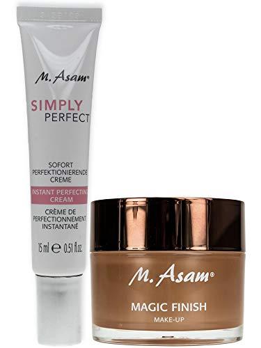 M. Asam® Magic Finish - 30ml + Simply Perfect Primer 15ml
