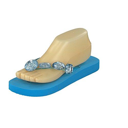 Siebis Miami Scarpe Da Bagno Alla Moda Flip Flip Blue