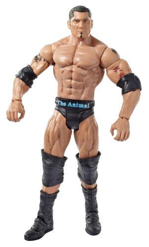 Mattel WWE Series # 37-# 14Batista Wrestlemania 21Figur (Wwe Batista-figur)