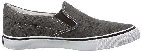 Dockers by Gerli 36CD608-710620 Unisex-Kinder Sneakers Grau (dunkelgrau 220)