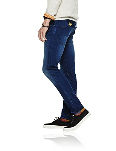 Scotch & Soda Tye-Winter Spirit, Jeans Homme Bleu - Blau (Winter Spirit 5C)