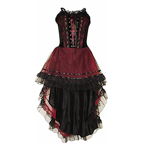Gothic Prom Dress: Amazon.co.uk