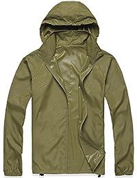 Sportive Verde E Giacche it Abbigliamento Amazon Tecniche qtAOZ6BU