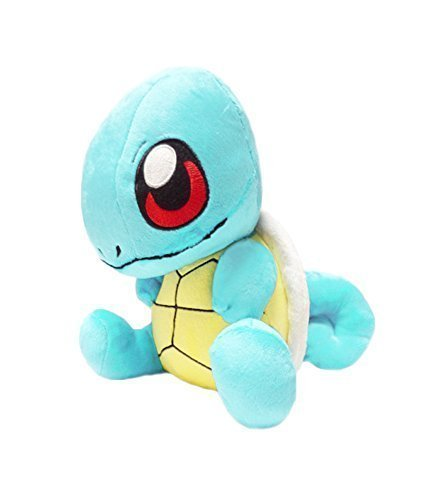 POKEMON - PELUCHE SQUIRTLE 20cm / SQUIRTLE PLUSH TOY 10'