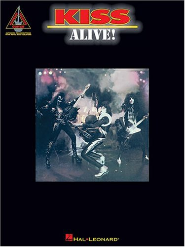 Kiss - Alive! (Guitar Recorded Versions) (Kiss-gitarre)