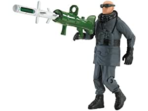 Mattel - Figurines - Superman - Lex Luthor Lance Missile - Numéro J5184