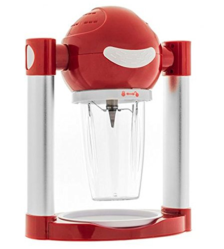 Appetitissime Smoothie Xpress - Batidora de vaso, antideslizante, 300 W, color rojo
