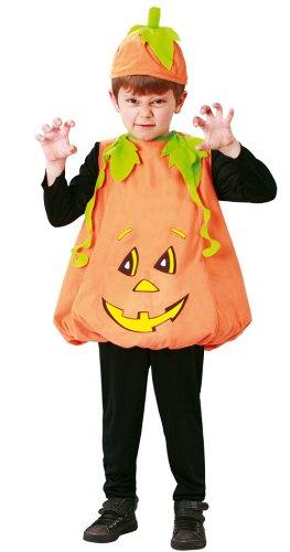 Kinder Gr. 110-134, Größe:110/116 (Kinder-kürbis-kostüme)