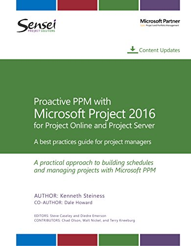 proactive-ppm-with-microsoft-project-2016-for-project-online-and-project-server-english-edition