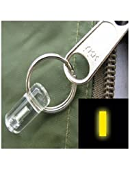 Firefly Bivvy Small Tritium Glowring One Size Yellow
