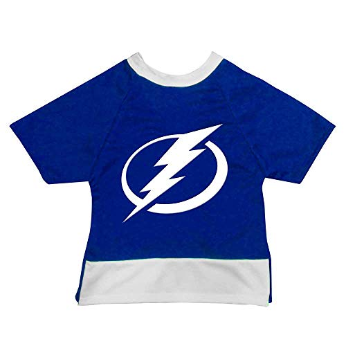 All Star Dogs Tampa Bay Lightning Haustier-Sport-Trikot, XX-Large