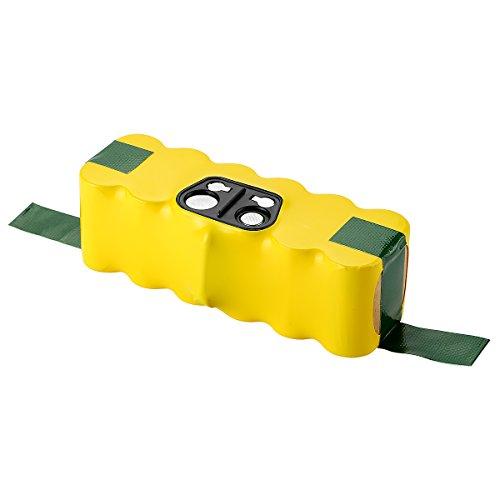Powilling 3500mAh iRobot Roomba Batería de Ni-MH 14,4V Repuesto para iRobot Roomba 500 600 700...
