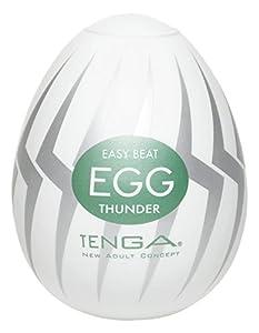 Tenga Thunder Egg Masturbator by Tenga